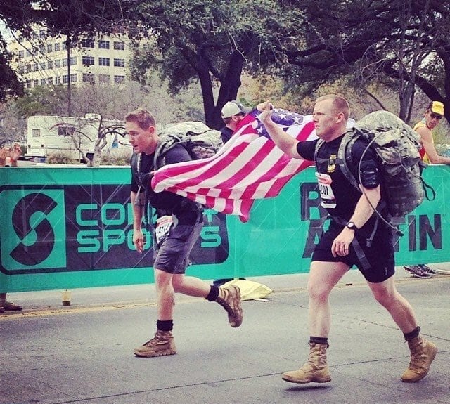 Army Ranger ATX Marathon | The Oldham Group