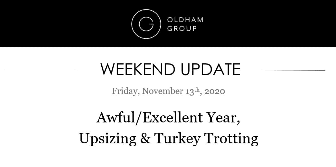 The Oldham Group | Updates November 13, 2020