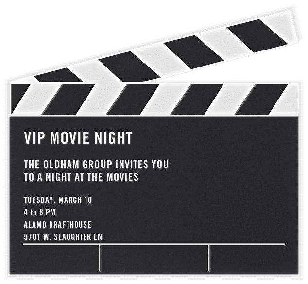 VIP Movie Night 03/10/15