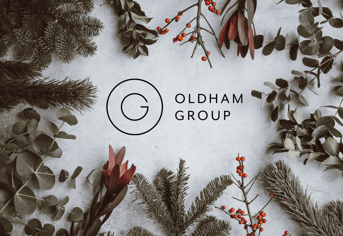 The Oldham Group | Holiday Newsletter